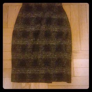 Banana republic  Nwt wool pencil skirt  00P